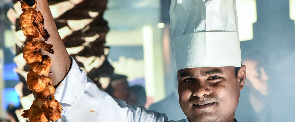 Chefs at the Westin Doha Hotel & Spa